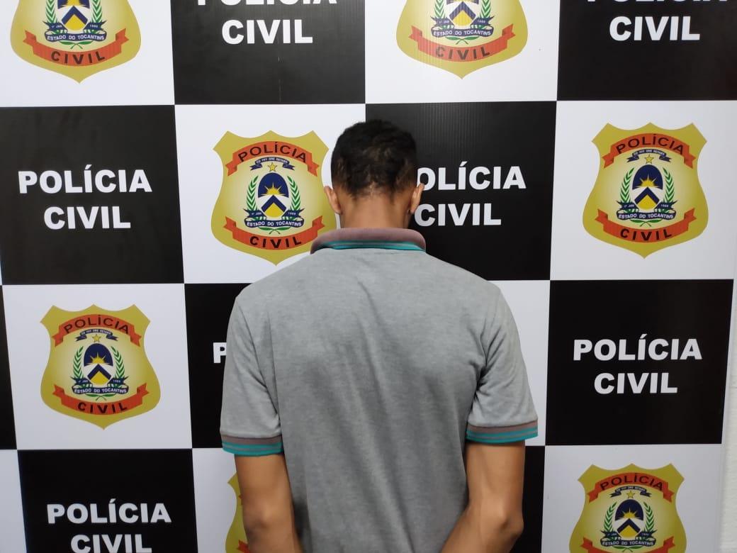 Polícia Civil recupera moto roubada em Paraíso 48h após o crime
