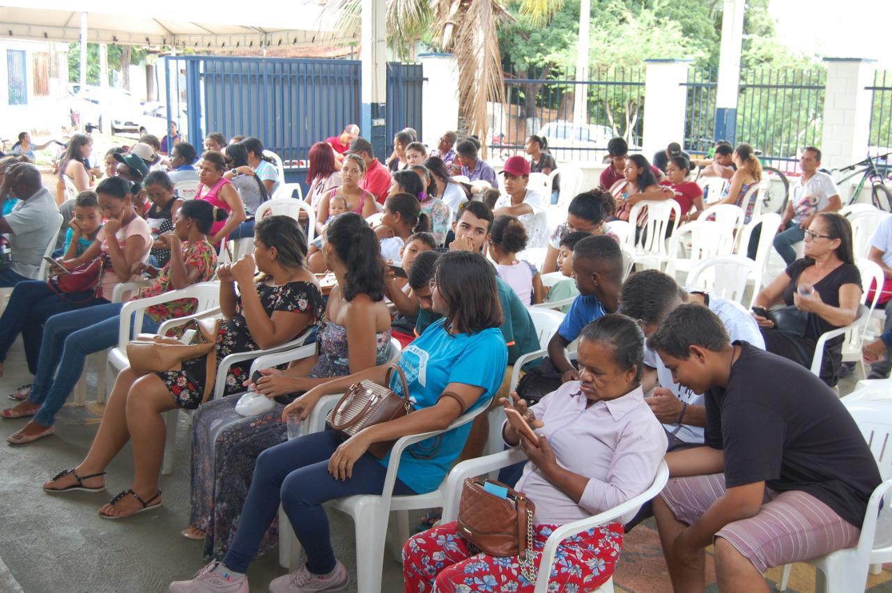 Cidadania e Ação soma cerca de 400 atendimentos em Lagoa da Confusão