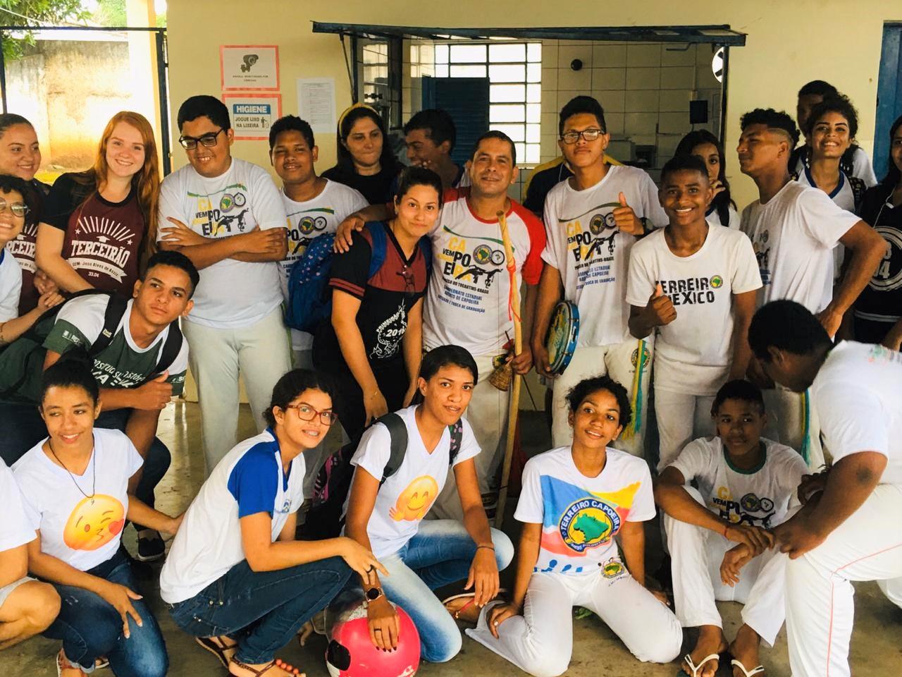 Colégio CEM de Paraíso realiza programação alusiva à Semana da Consciência Negra