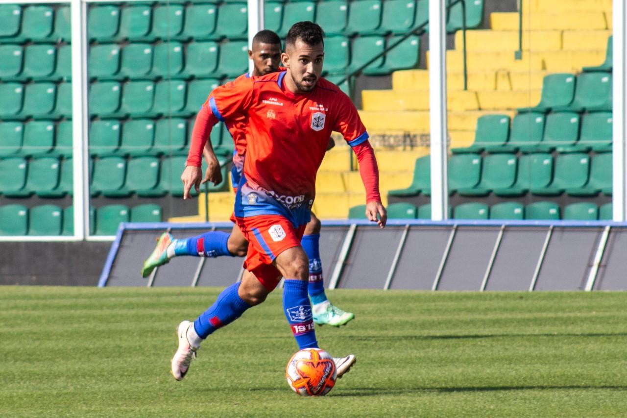 Atacante do Marcílio Dias projeta final da Copa SC