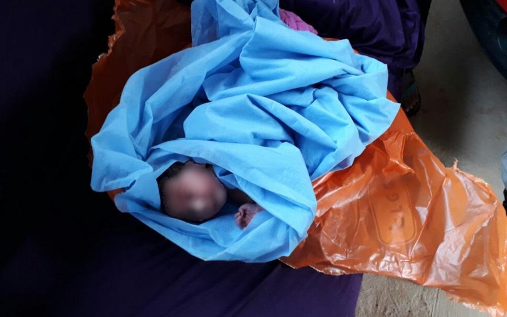 Recém-nascida é achada dentro de saco plástico em Sobradinho-DF