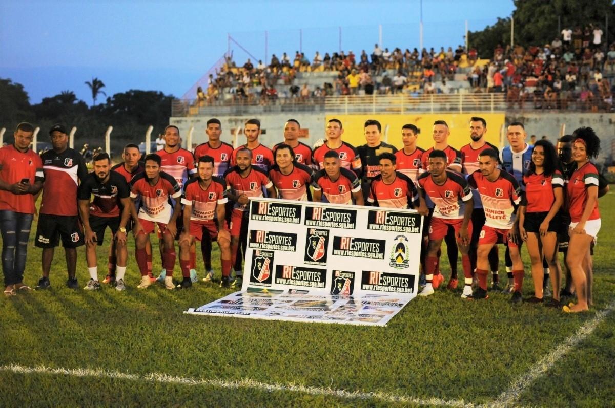 Confrontos das quartas de finais são definidos pelo Campeonato Municipal amador de Miracema
