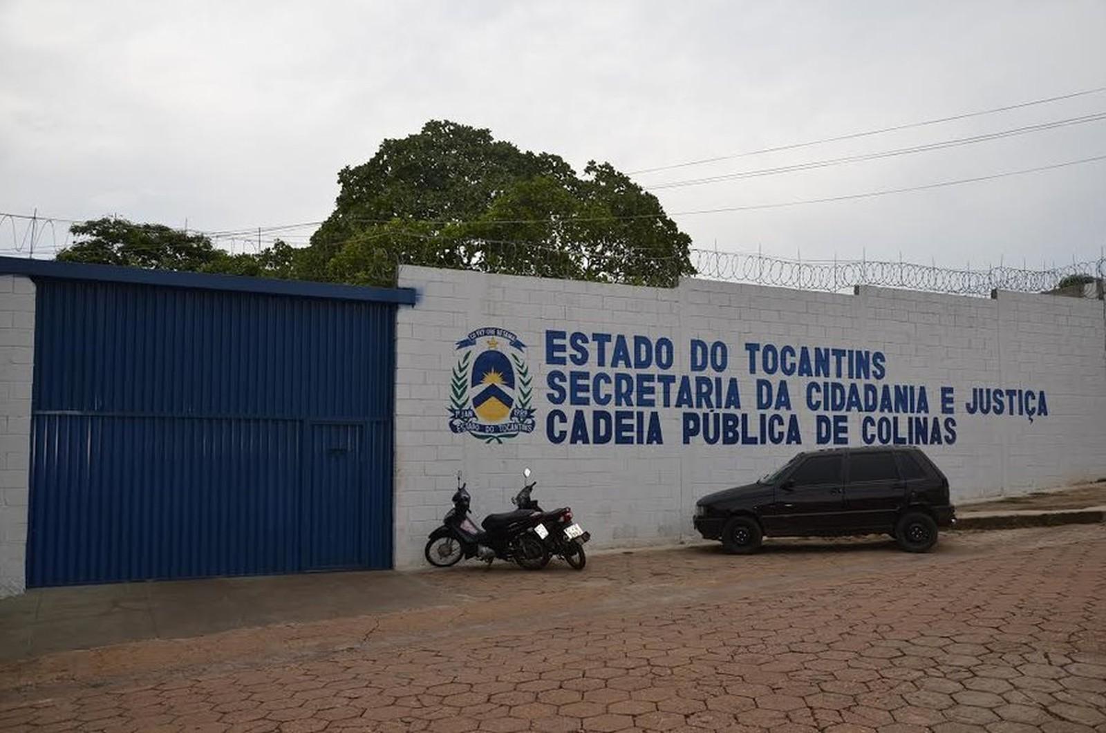 Presos fogem da cadeia pública de Colinas do Tocantins