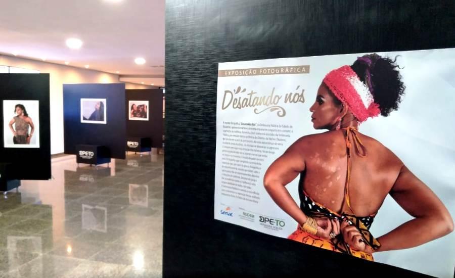 """""""Desatando Nós"""": exposição fotográfica da DPE-TO chega em Araguaína"""