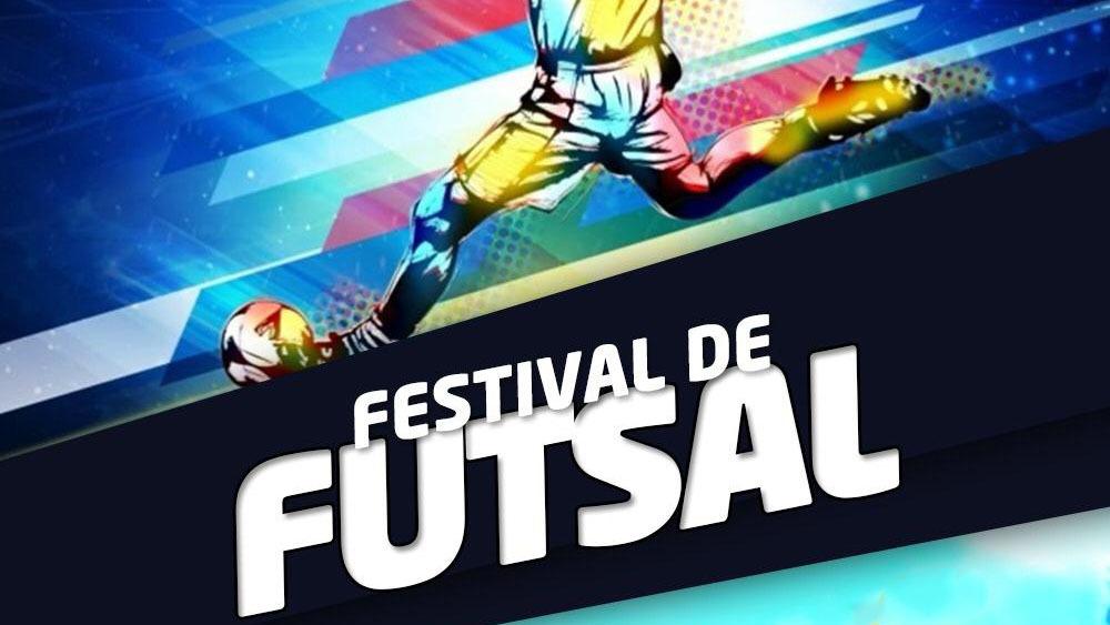 Oitenta crianças do Setor Taquari participam de Festival de Futsal na Graciosa