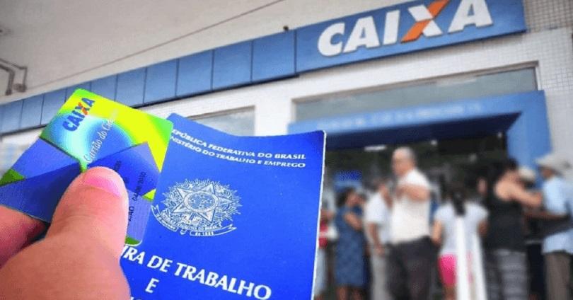 Saque imediato do FGTS é liberado para 53 mil trabalhadores do Tocantins nesta sexta (6)