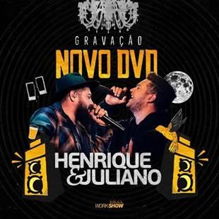 Henrique e Juliano gravam DVD no Ginásio do Ibirapuera