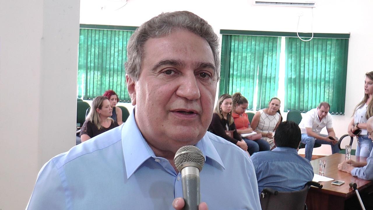 Prefeito de Gurupi visita Paraíso e homenageará Moisés Avelino com a Comenda Bernardo Sayão