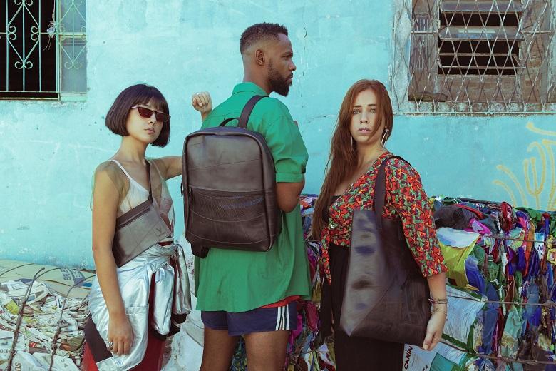 Grife de acessórios de moda sustentável é referência em Economia Circular no país