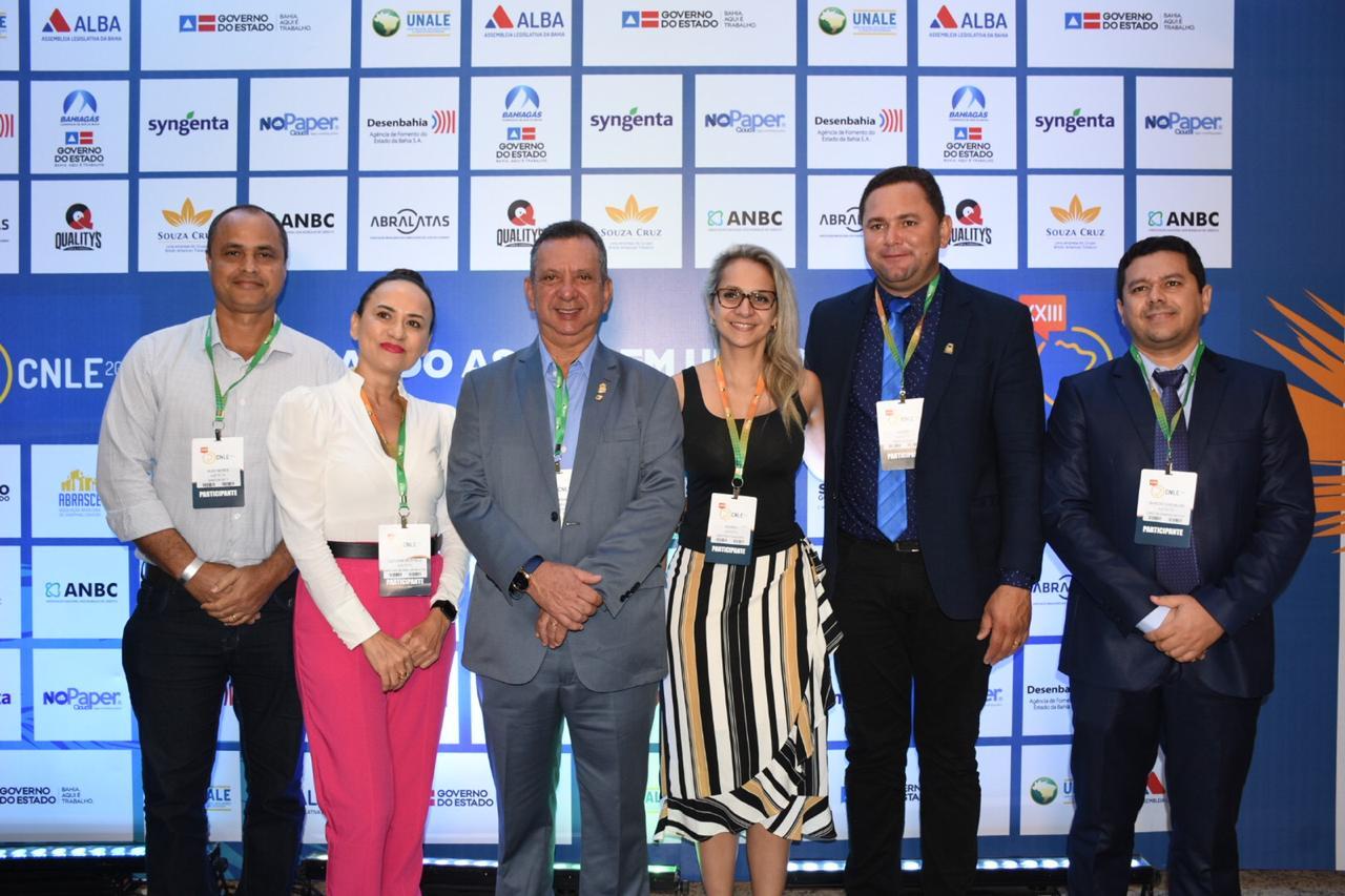 Servidores da AL-TO relatam as experiências exitosas vivenciadas em encontro nacional