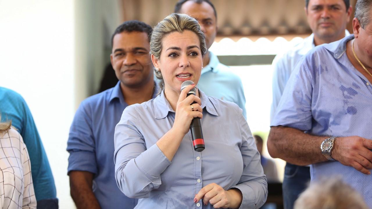 Cinthia Ribeiro visita o Assentamento (P.A) Entre Rios, ouve demandas e anúncia linha de crédito para os produtores familiares