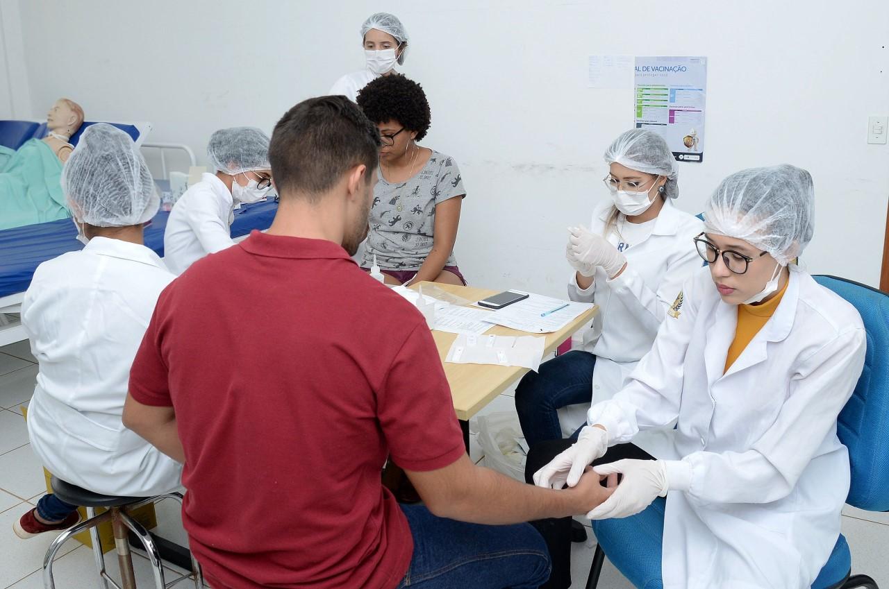 Com ações diversificadas, mês de combate à sífilis e à sífilis congênita tem resultados positivos em Palmas
