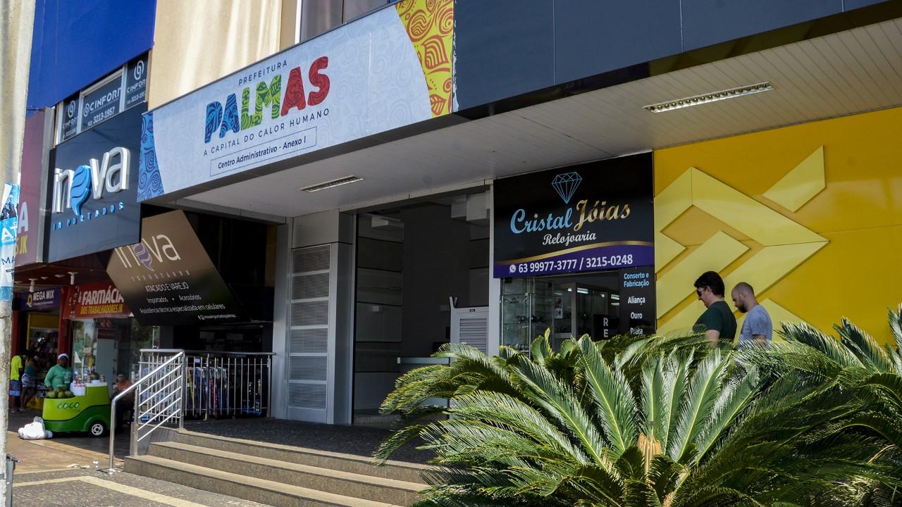 Expediente na sede da Prefeitura de Palmas será alterado nesta sexta-feira, 22, para dedetização