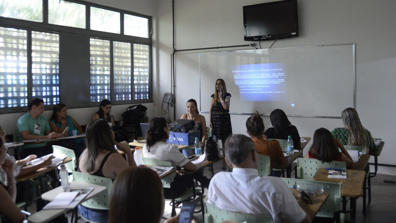 Seminário discute os caminhos para implantação do Serviço de Acolhimento Familiar em Palmas