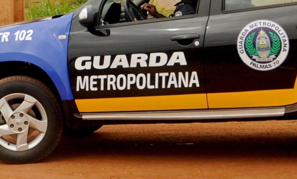 Guarda Metropolitana detém em flagrante suspeito de violência sexual na Região Norte