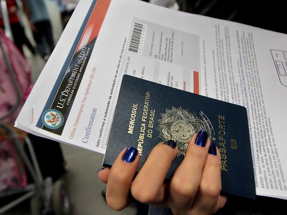 Governo dos EUA analisam redes sociais dos candidatos a visto