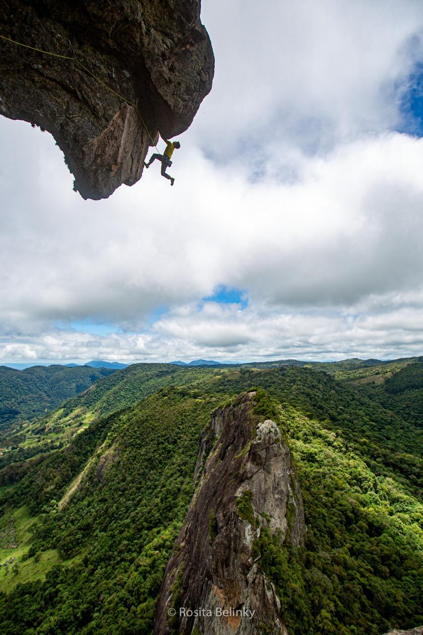 Escalador paulista treina na Áustria para o Pan de olho em Tóquio-2020