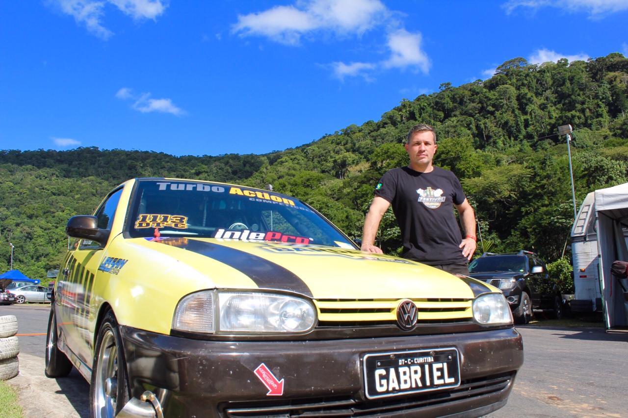 Dalmo Abreu busca o título na 2ª edição do Festival Velopark de Arrancada em Nova Santa Rita (RS)