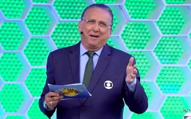 Recuperado, Galvão Bueno confirma que vai narrar o Flamengo no Mundial