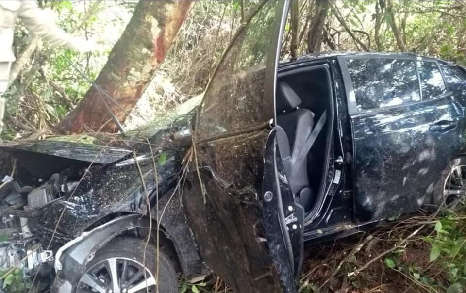Jornalista e assessora da Defensoria de Goiás morrem em acidente na GO-010