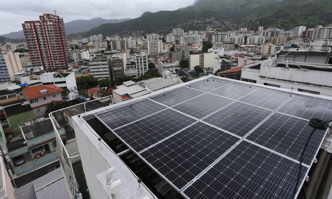 Mudança nas regras da energia solar coloca mercado em pé de guerra