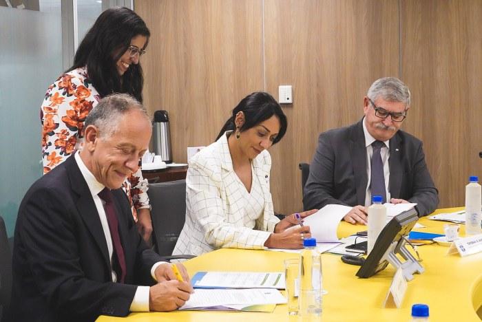 Governo Federal faz parceria com CBF para a promoção dos direitos humanos por meio do esporte