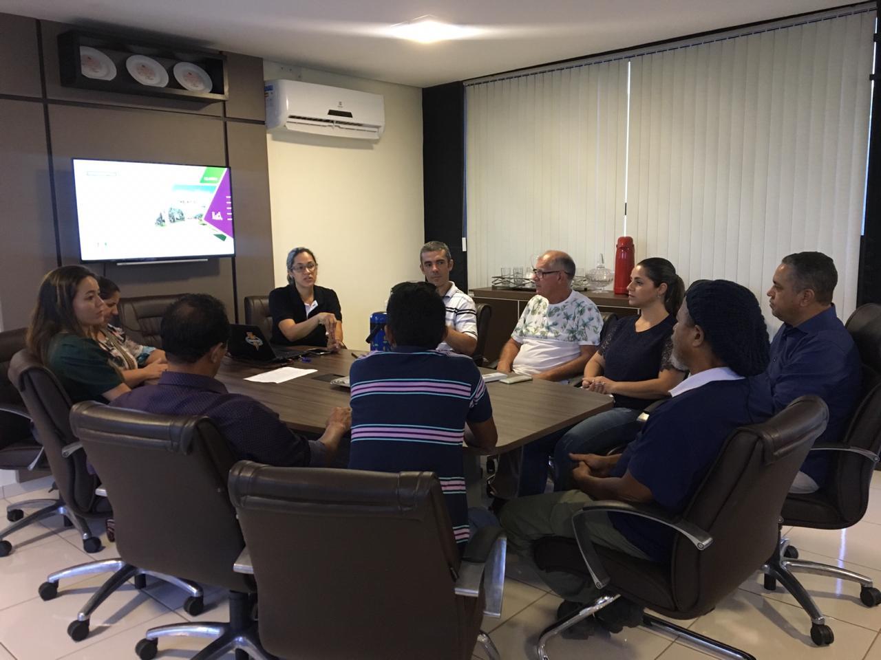 Comitê Gestor avalia positivamente o 'Projeto de Estruturação Turística do Destino Taquaruçu'