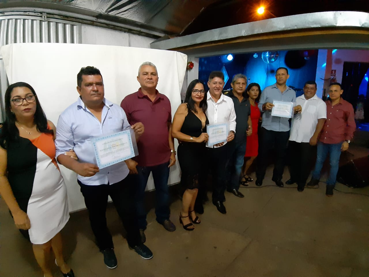 Comando da 5ª CIPM realiza  tradicional confraternização de fim de ano em Tocantinópolis