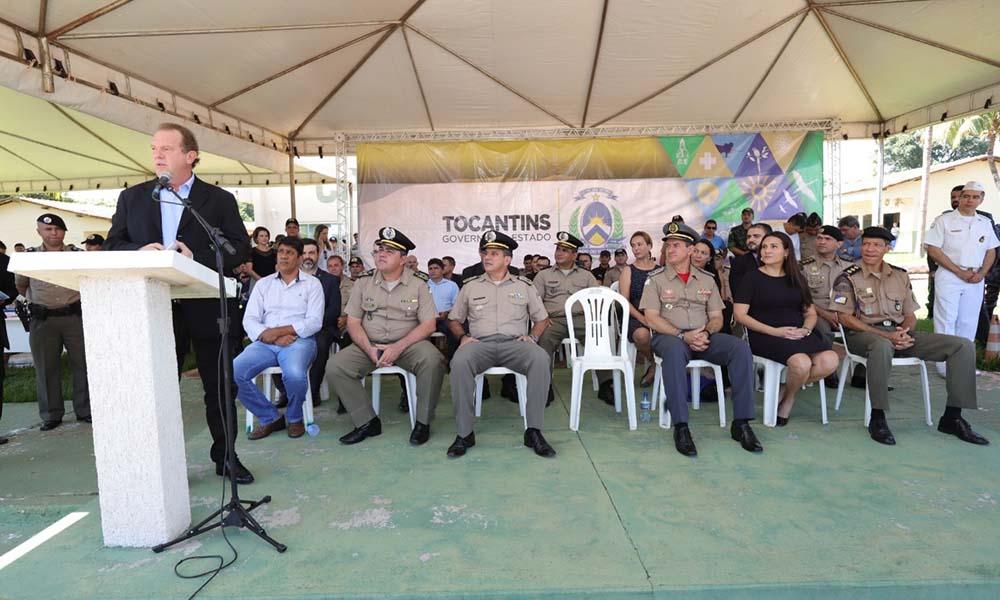 Governador Carlesse destaca avanços e reforça realização do concurso para a Polícia Militar
