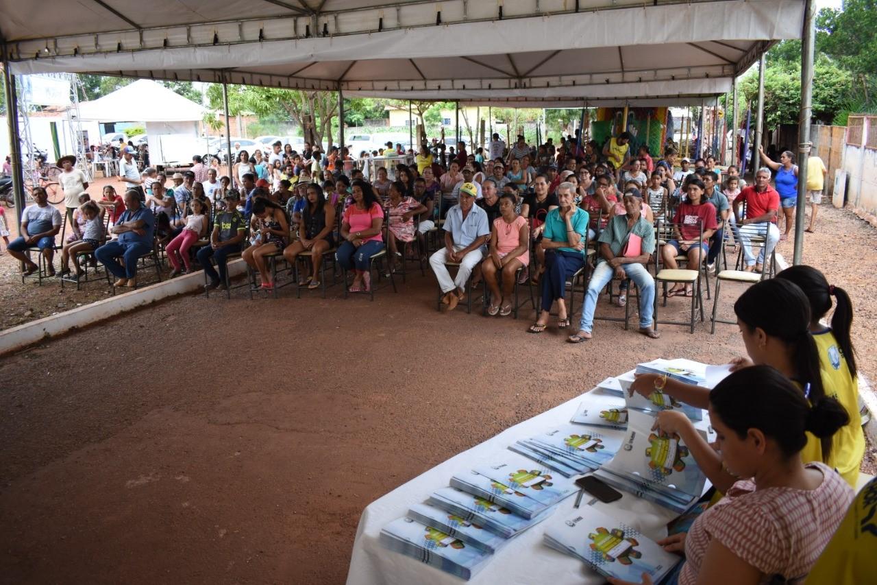 Bairro Santo Antônio, em Colinas, recebe neste fim de semana projeto Meu Bairro Melhor