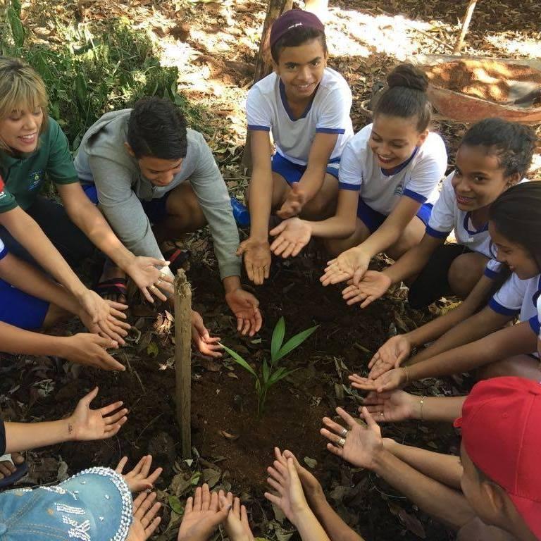 MudaClima' terá plantio de 150 mudas de árvores na Praça do Vale Do Sol
