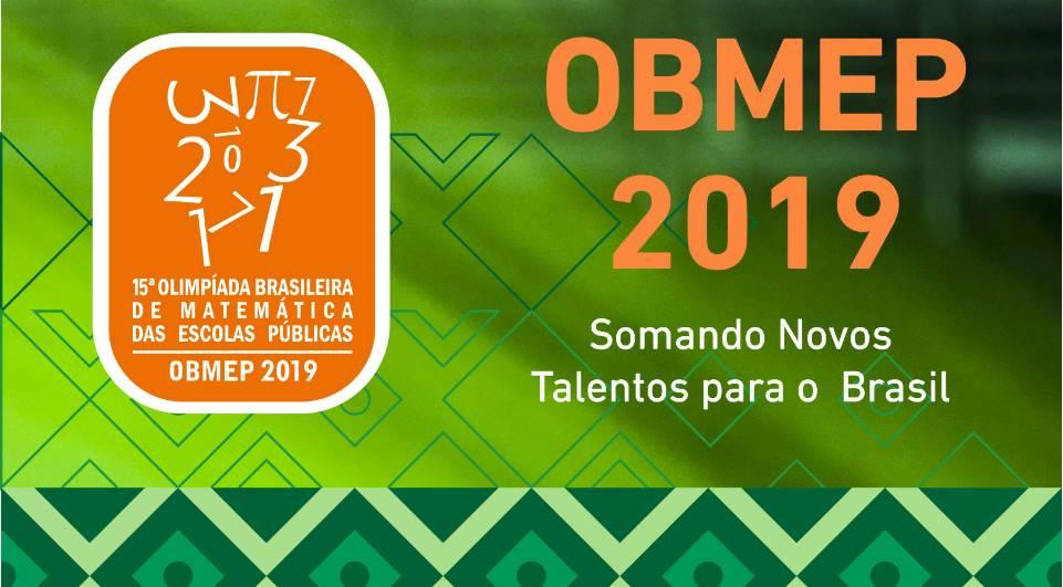 OBMEP divulga lista de premiados na 15ª edição da competição; 18 alunos da rede municipal receberão medalhas