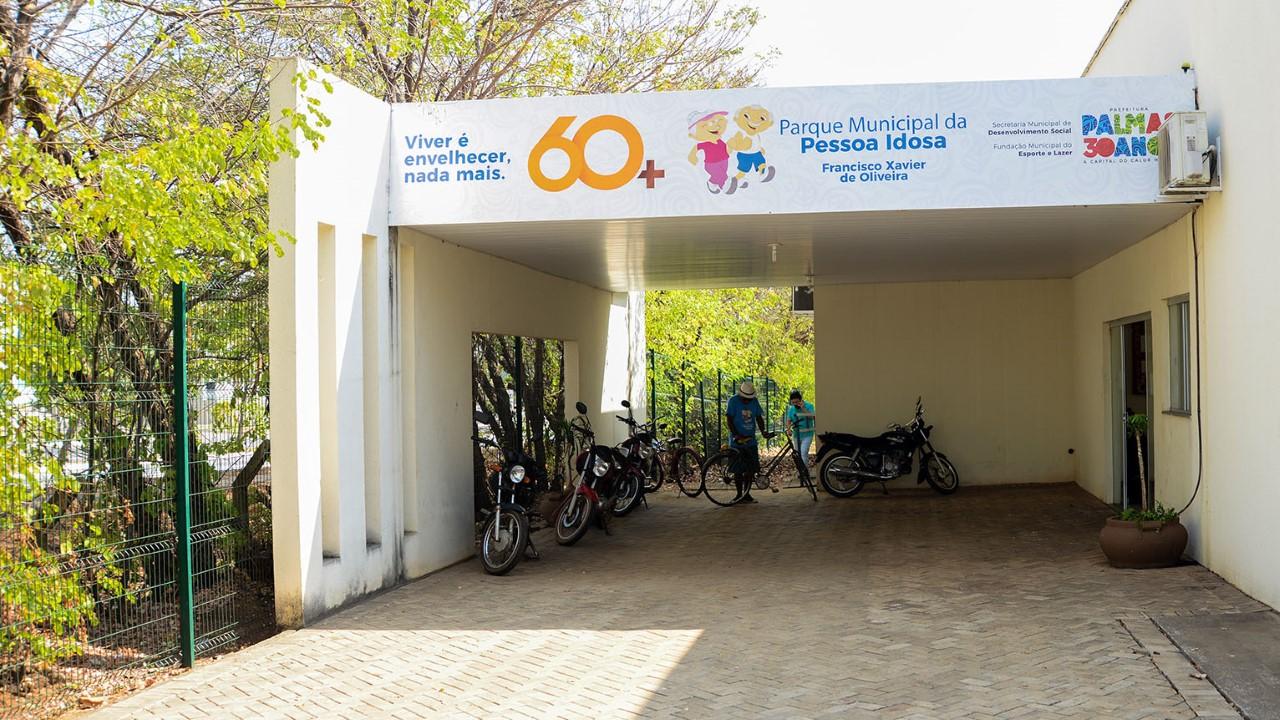 Secretário Nacional de Promoção e Defesa dos Direitos da Pessoa Idosa entrega equipamentos a Palmas
