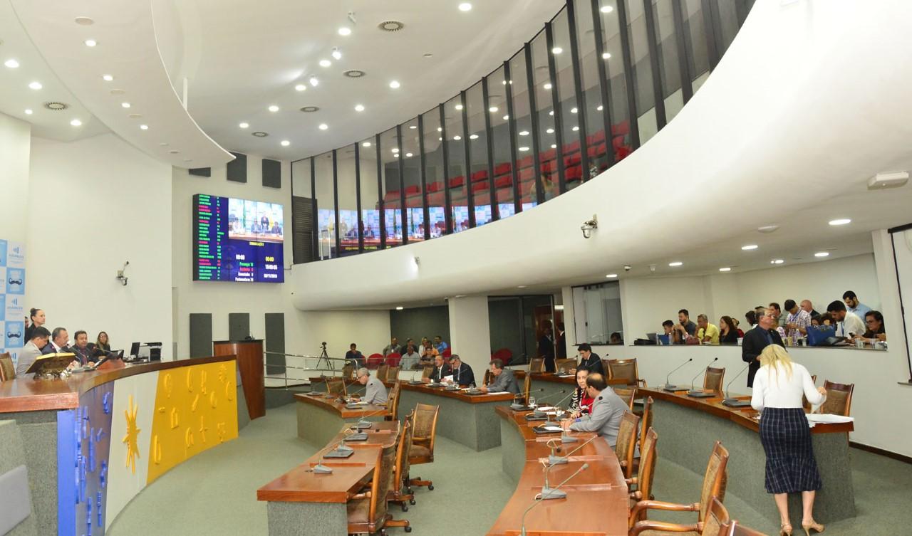 Assembleia aprova lei que beneficia servidores do Tribunal de Constas