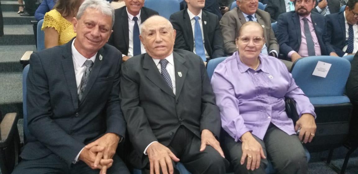 Prefeito de Dois Irmãos participa do lançamento do Programa Governo Municipalista