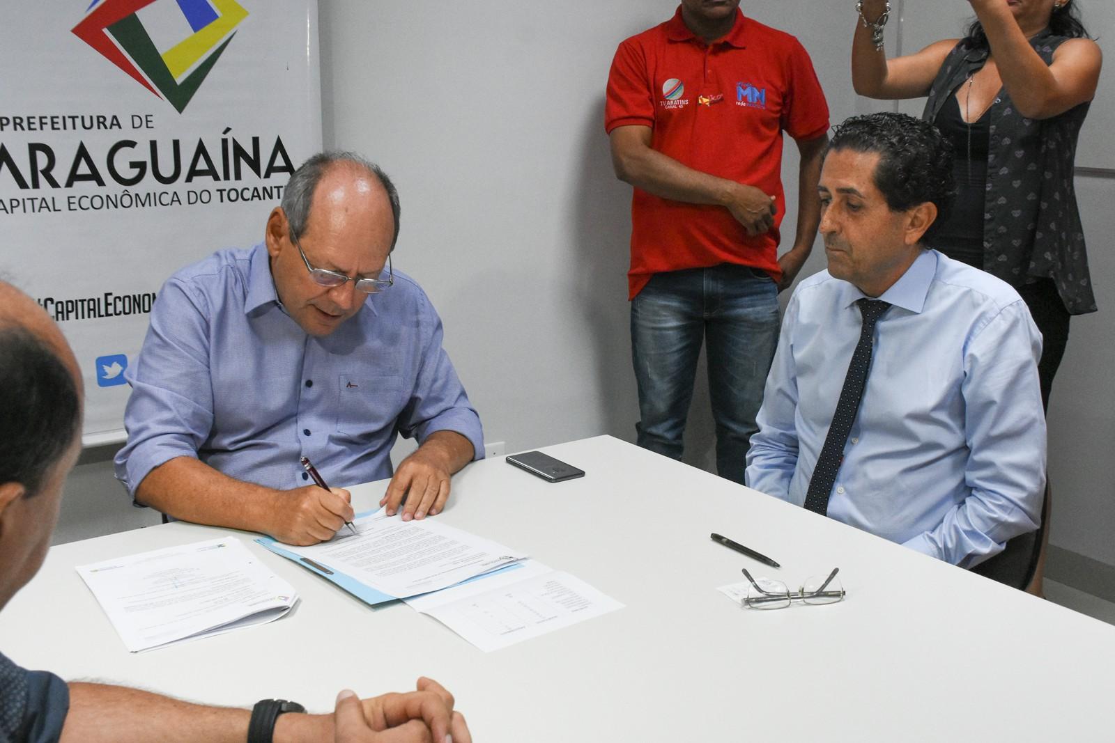 Prefeitura de Araguaína sanciona lei de doação de terreno para construção de nova sede das Promotorias de Justiça