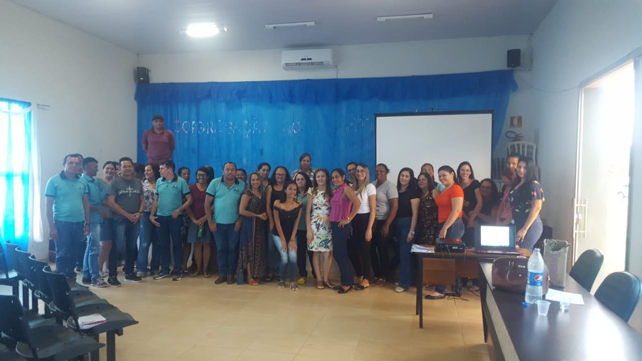 Prefeitura de Chapada de Areia realiza audiência para avaliação e monitoramento do Plano Municipal de Educação