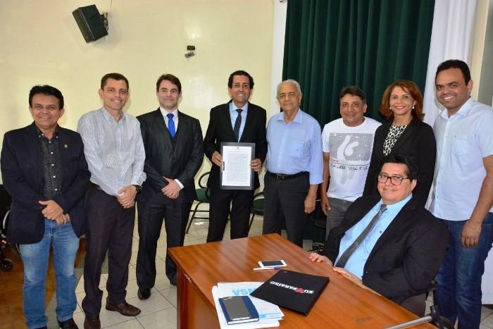 Prefeitura de Paraíso doa terreno para construção da sede administrativa do MPTO na cidade