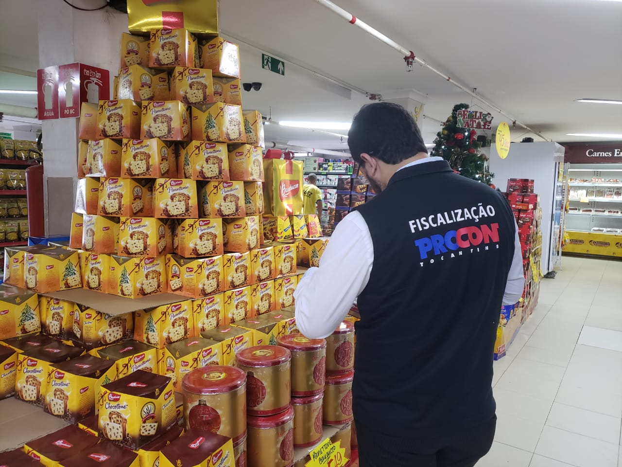 Pesquisa do Procon Tocantins aponta variação de até 177% nos produtos da ceia de natal