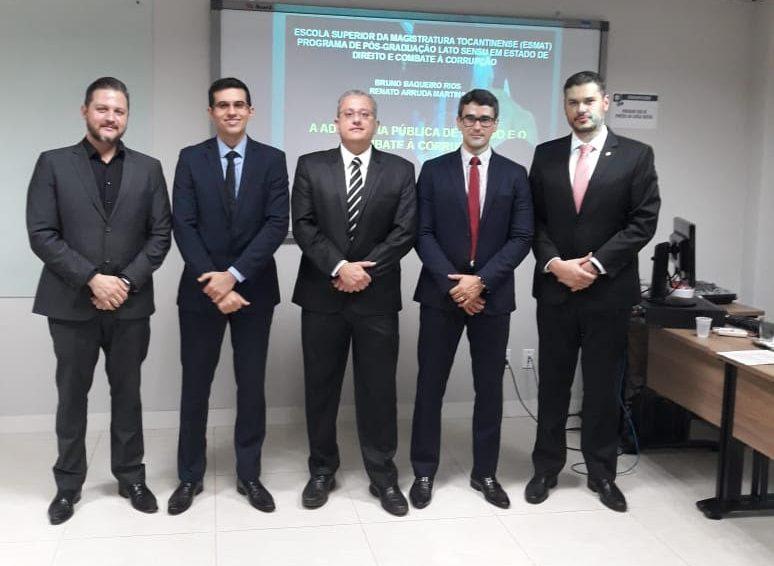 Procuradores Gerais do Município concluem pós-graduação em 'Estado de Direito e Combate à Corrupção