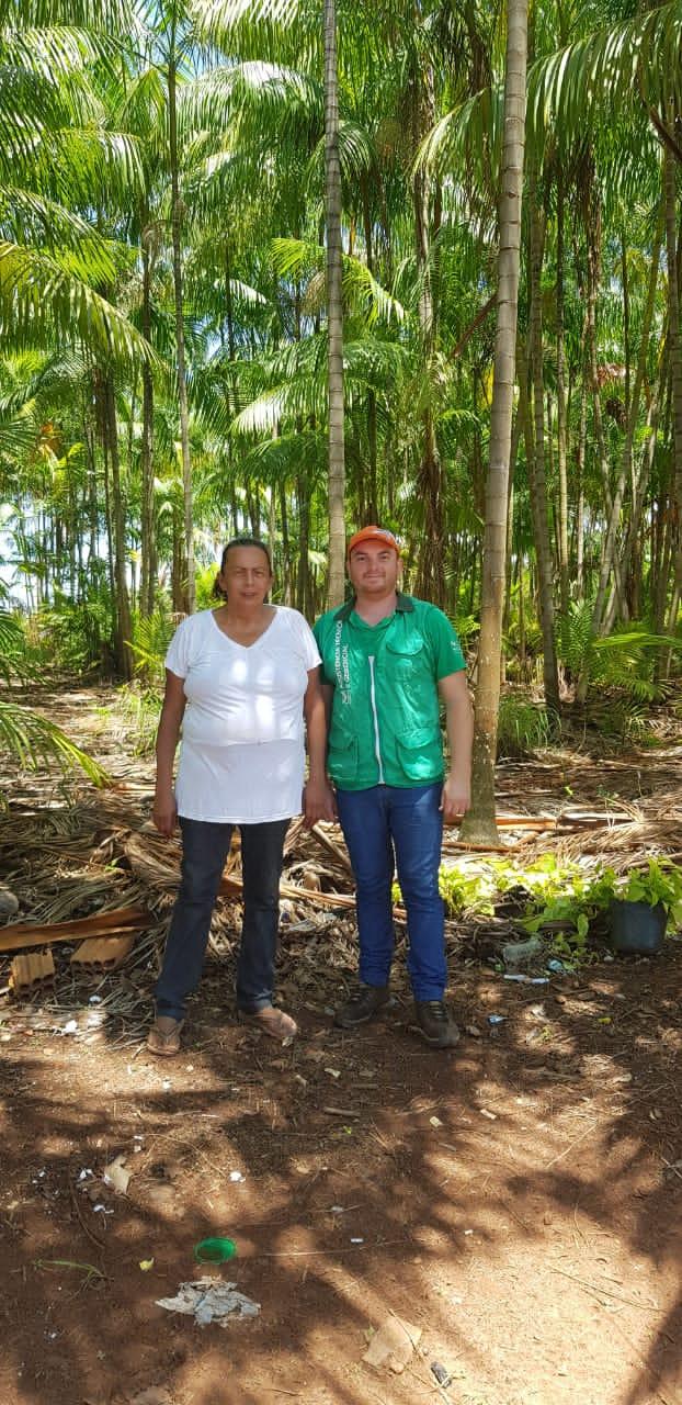 Produtora rural de Fruticultura tem resultados expressivos após Assistência Técnica do SENAR