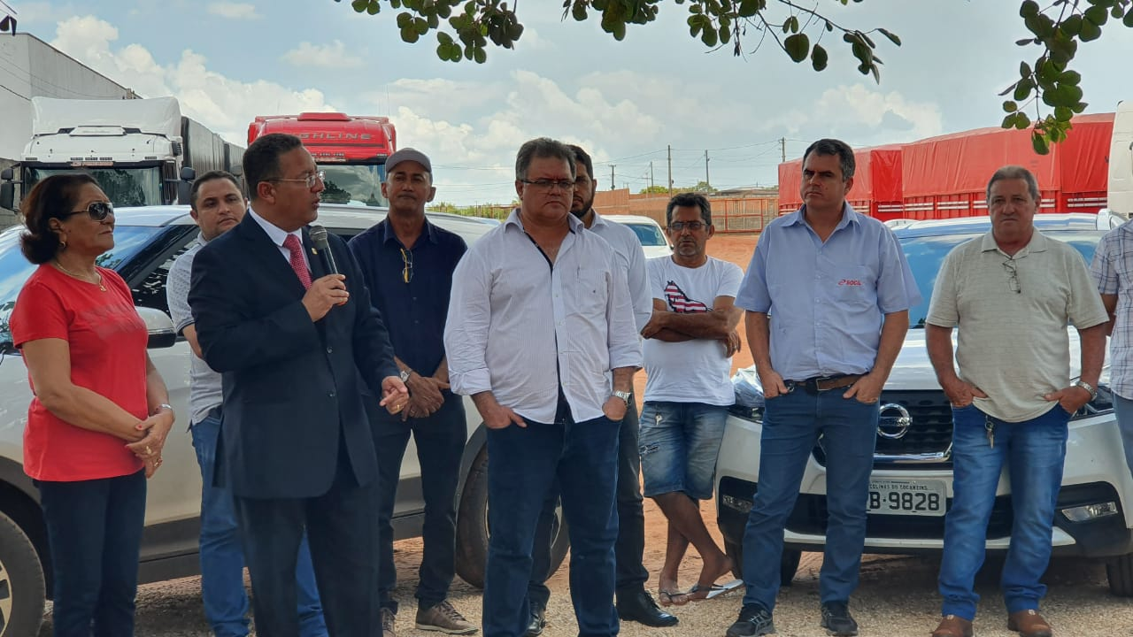 Governo do Estado busca regularizar situação fundiária do Distrito Industrial de Colinas do Tocantins