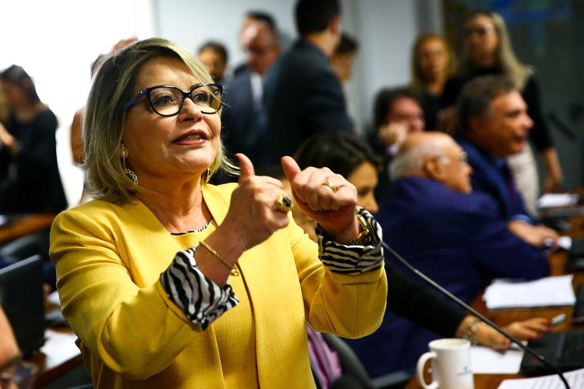 TSE cassa mandato da senadora Selma Arruda de Mato Grosso