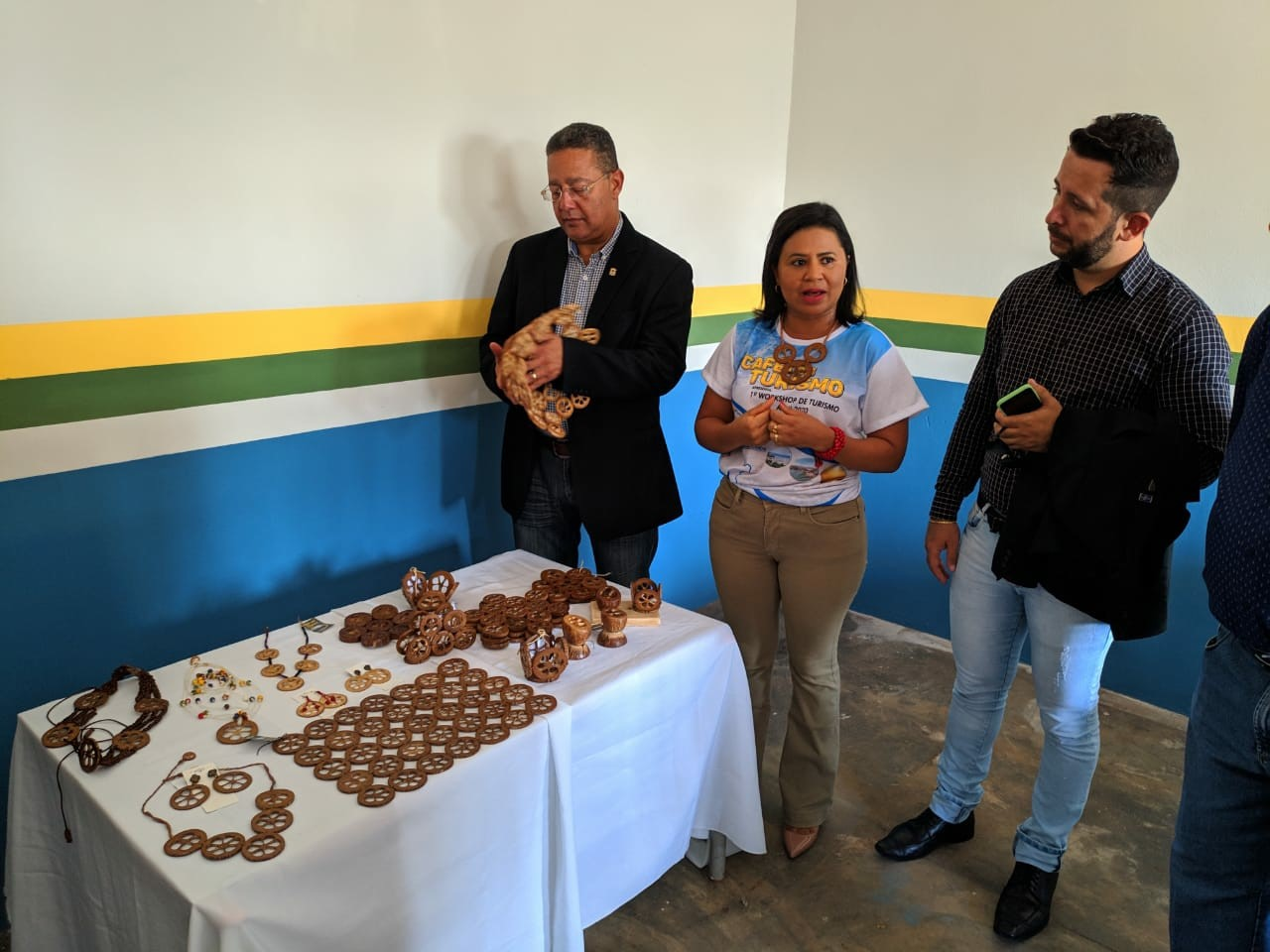 Sebrae participa de apresentação de potencial turístico, cultural e gastronômico de Babaçulândia