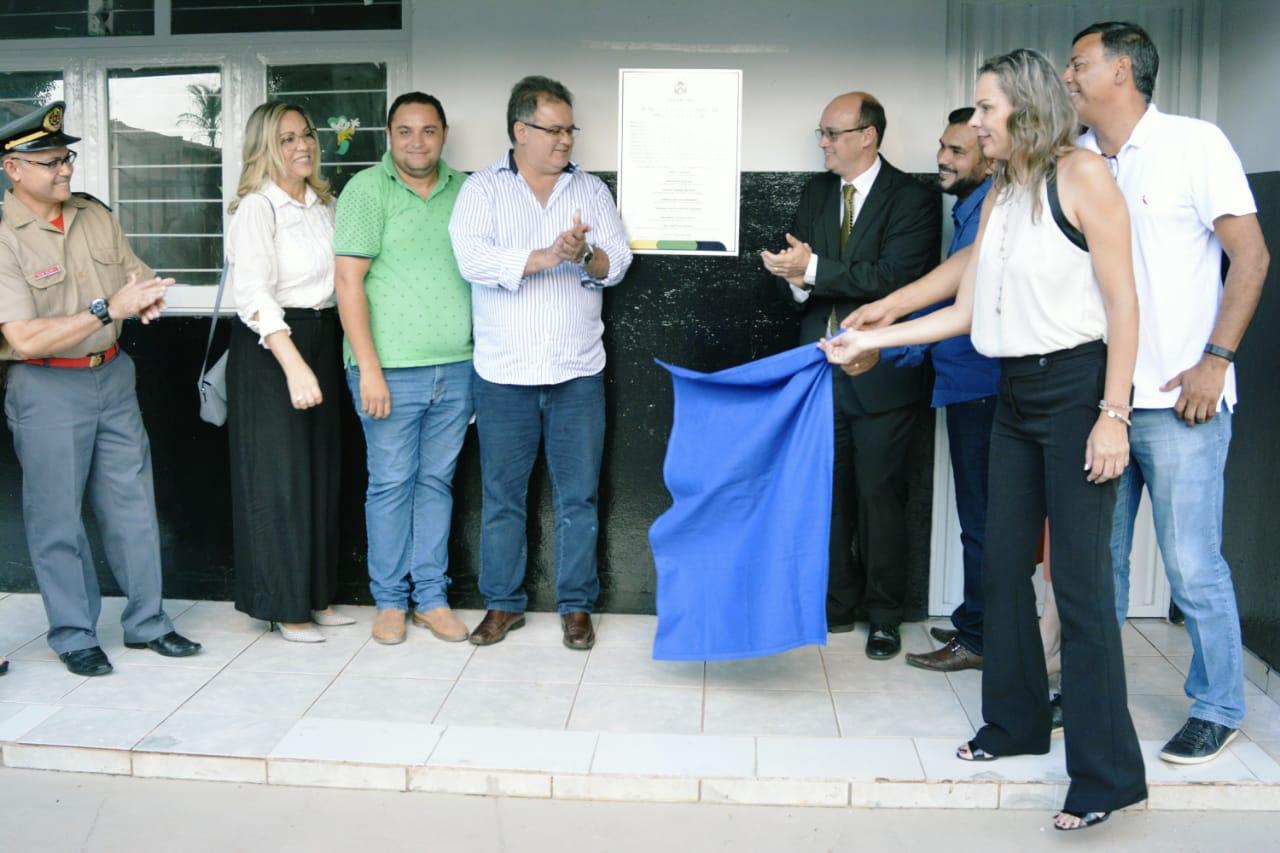 Segurança Pública inaugura em Colinas do Tocantins o 3º Núcleo Regional de Medicina Legal