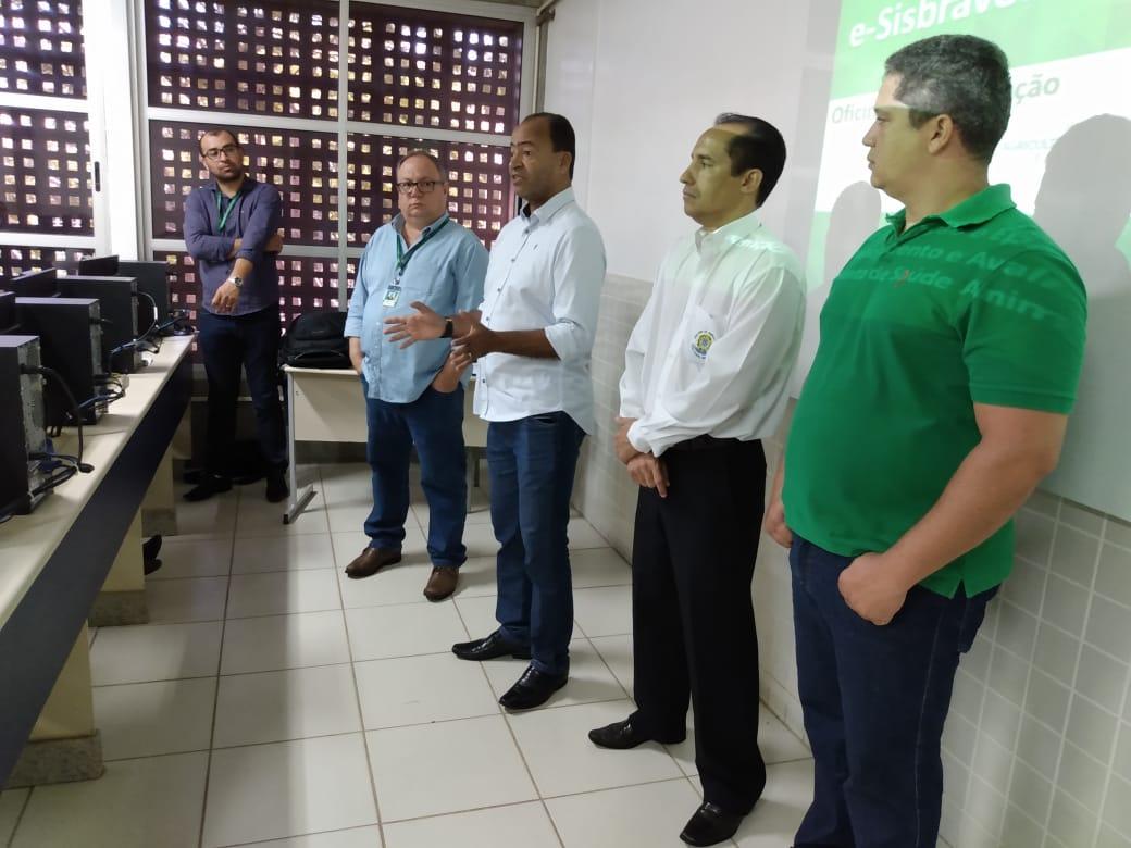 Inspetores da Adapec recebem capacitação sobre sistema de vigilância e emergências veterinárias