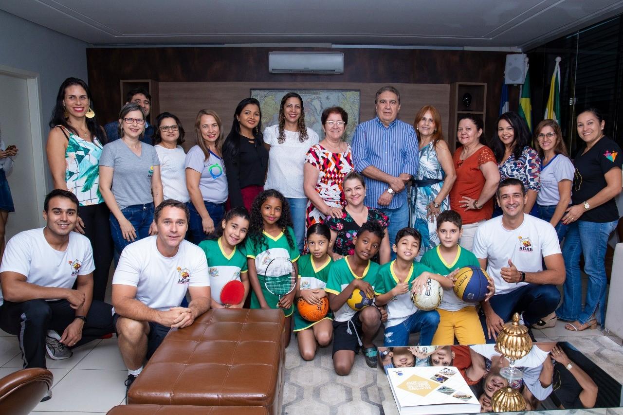 Prefeitura de Gurupi renova parceria com entidades educacionais filantrópicas para o ano de 2020