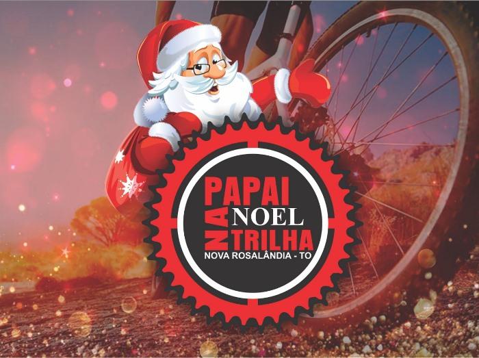 """Trilheiros arrecadam brinquedos e materiais escolares para """"Papai Noel na Trilha"""" em Nova Rosalândia"""
