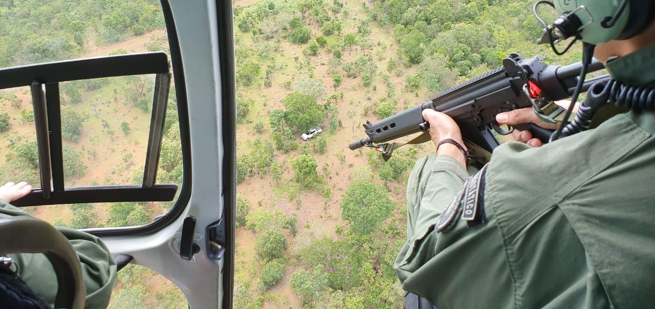 Polícia Civil localiza em Luzimangues veículo furtado na Capital