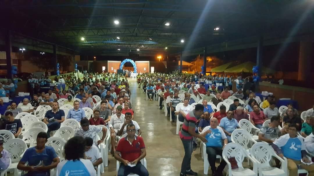 Governo de Pium encerra campanha Novembro Azul com saldo positivo